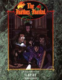 Книги по системе вампиры маскарад