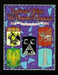 Перевод: Noblesse Oblige: The Book of Houses (1998)