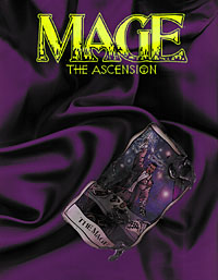 Перевод: Mage: The Ascension, Revised Ed. (2000)