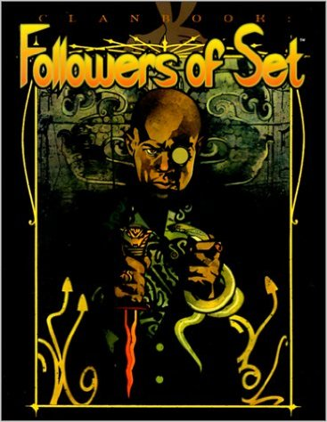 Перевод - Clanbook: Followers of Set, Revised Ed. (2001)