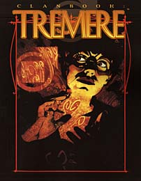 Перевод - Clanbook: Tremere